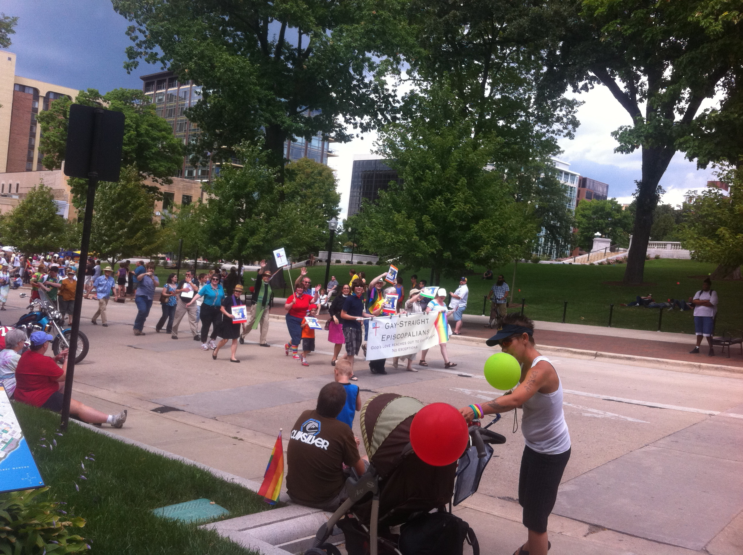 from Carlos gay madison pride wi