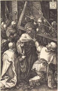 385px-Albrecht_Dürer_-_Christ_Carrying_the_Cross_(NGA_1941.3.3)